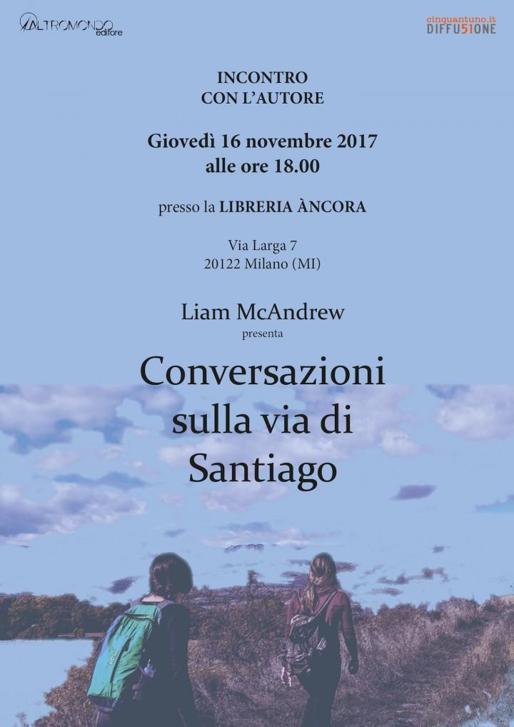 Presentazione: Conversazioni sulla via di Santiago