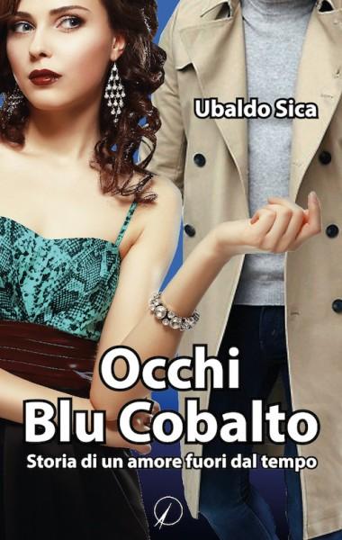 Occhi blu cobalto