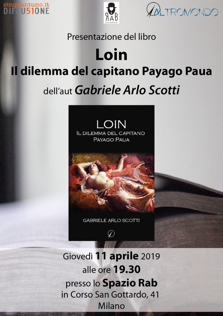 """Presentazione di """"Loin"""""""
