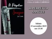 """Presentazione del libro: """"Il Perpetuo Sangue"""""""