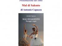 """Presentazione del libro """"Mal di Salento"""""""