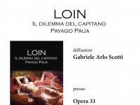 """Presentazione del libro """"Loin. Il dilemma del capitano Payago Paua"""""""