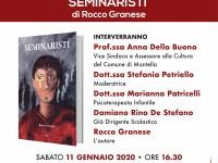 """Presentazione del libro """"Seminaristi"""""""