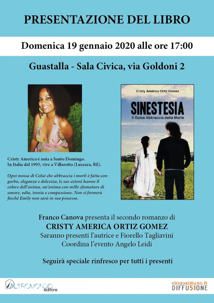 """Presentazione del libro """"Sinestesia"""""""