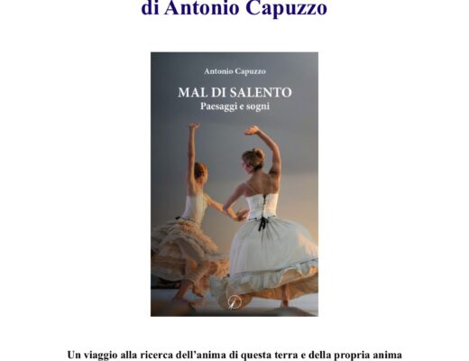 """Presentazione del libro """"Mal di Salento"""" di Antonio Capuzzo"""