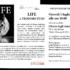 """Presentazione: """"Life"""" di Teodoro Fuso"""