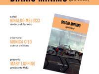 """Presentazione di """"Diario minimo (politico)"""" di Monica Cito"""