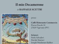 """Presentazione de """"Il mio Decamerone"""" di Raffaele Scettri"""